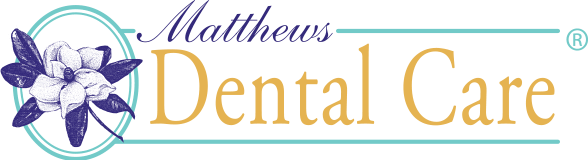 Matthews Dental Care Logo
